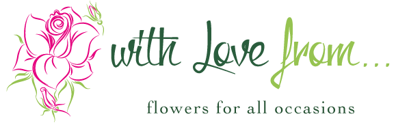 With Love From -  Floristry - Flowers - Florist Bournemouth
